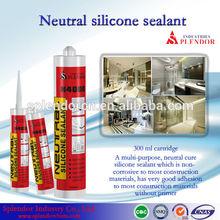 granite polymer Silicone Sealant/ rebar adhesive silicone sealant supplier/ high temp silicone sealant