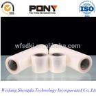 polyethylene plastic film roll manufacture