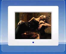 "lcd mp3+video sex images / 800*600 digital display 8"" lcd photo frame,support jpg files"