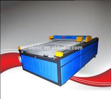 New design 130w150w200w co2 1325 cnc MDF laser cutting machine price 1300*2500mm thin metal large format processing