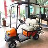 customized aluminum chassis electric utility vehicle