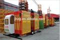 Alto desempenho de segurança sc200/200 construção de elevador de construção fabricados na china