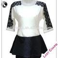 nueva moda de blusas de mujer para uniformes de oficina
