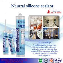 granite polymer Silicone Sealant/ rebar adhesive silicone sealant supplier/ silicone sealant caulking tube