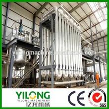 50tons/day free fatty Acid Vacuum Distillation Reactor for biodiesel B100