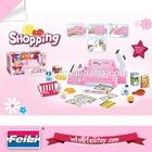 intelligent toy supermarket shopping cash register cash machine toy
