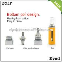 hot sale evod battery lanyard, bottom coil hookah pen evod
