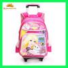 high quality trolley children school bag on sale