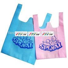 FH T-shirt Non-woven Market Bag Advertising Bag Promotional Bag