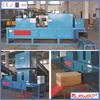 Hydraulic hay press baling machine