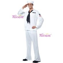 Aldult Canival Sailor Fancy Dress Sailor Costume