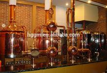 200L-1500L Copper Alcohol Distiller for Wisky,Vodka(CE Approved)