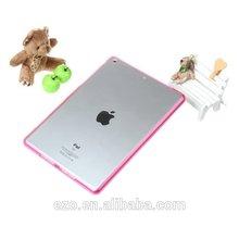 2014 Worldwide wholesale TPU+PC bumper case for iPad AIR