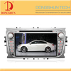 7 inch HD car dvd player ford mondeo can bus with IPOD TV