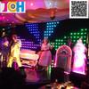 High Quality of P9cm RGB Flexible LED Curtain