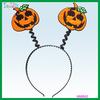 China Supplier Custom Polyester Novelty Party Halloween Pumpkin Headband