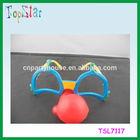 YiWu Wholesale Custom novelty design funny party sunglass