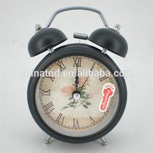 New Function Flashlight &Night-Light Decorative Desk Twill Bell Alarm Clock2014 New Items