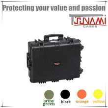 waterproof shockproof durable protective dj decks case