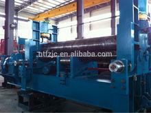 W11S hydraulic double head pipe bending machine, hydraulic bending press, pipe tube bending machine