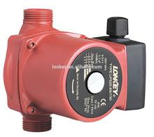 hot water circulation pump, motor canned water pump,variable speed circulation pump