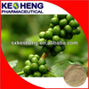 100% natural green coffee bean extract powder wirh high quality