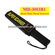 Hand Held Metal Detector Security Inspection MD3003B1