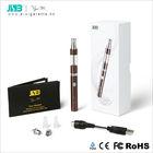 JSB 2014 newest ecigator refillable Vgo-m vapor cigarette wholesale cloutank with 650 mah battery and huge vapor