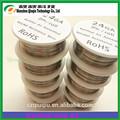 Neweat carretes pequeños a1 kanthal alambre 24ga/0.5mm, la tecnología qiuqiu e cig alambre de kanthal en la acción