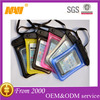 2014 new pvc waterproof plastic bags for mobile phones