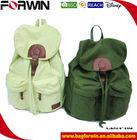 augur white canvas backpacks wholesale khaki brown army green