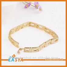 New fashion golden bracelet, bracelets wholesale 2014, magnetic bracelet