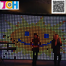indoor led curtain/flexible led screen/soft led display
