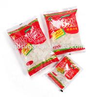 Crytallized sucrose (table sugar)