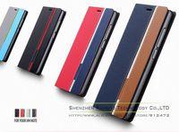 PU Leather Flip Case Wallet Card Holder Case for Samsung Galaxy Nexus S i9020