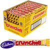 Cadbury Chocolates Single Bars / Cadbury Crunchie 40gr / UK