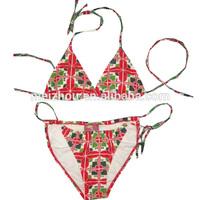 Hot sale sexy triangle swimwear bikini(LS006)