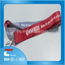 polyester silkscreen printing lanyard/lanyard safety breakaway buckles