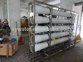De gran capacidad de agua del grifo uv esterilizador del agua de purificación de diálisis filtro