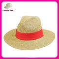 ingrosso a buon mercato promozionali cappelli di paglia di golf sport outdoor