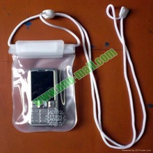 Universal mobile phone pvc waterproof bag for different phone models with reasonable price