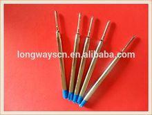 2014 ball Pormotional Slim Gift Metal Pen Pink And Black Ballpoint Pen Metal