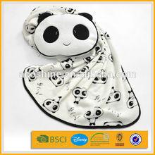 cheap comfortable custom cartoon animal shaped baby plush cushion
