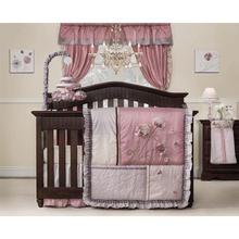 new design satin bed set