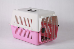 Fashion Pet Dog Air Carrier Pink Color