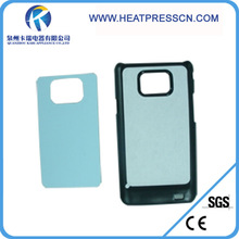 sublimation mobile phone cases for SAMSUNG S2 i9100 in different colours