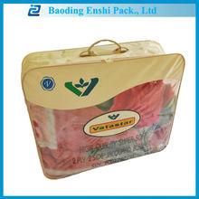 alibaba express Turkey eco-friendly blanket pvc storage bag