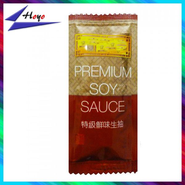 Sauce Sachets Wholesale Plastics Soy Sauce Sachet