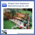 Alta qualidade venda quente mobília ao ar livre / rústico banco do jardim