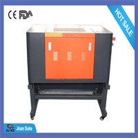 5030 40w portable eastern laser cutting machine with Motorized lift platform